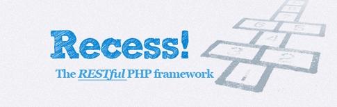 Introduzindo o Recess PHP Framework